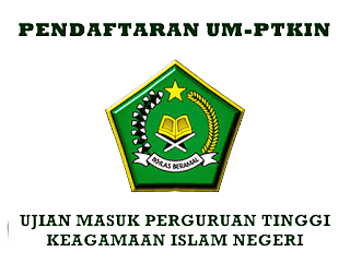 Pendaftaran UM PTKIN Indonesia