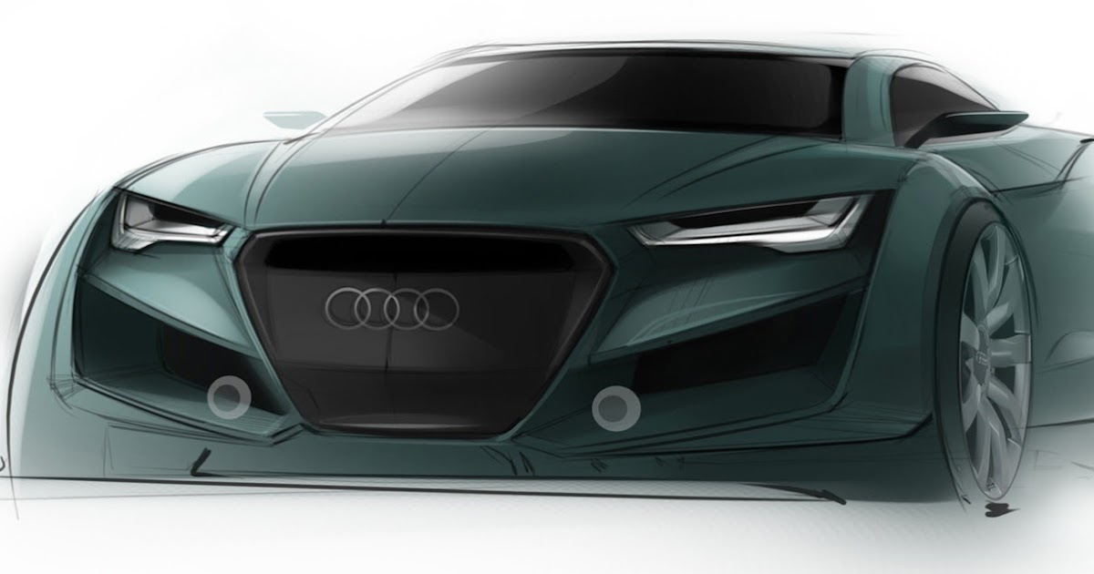 All Cars New Zealand 2012 Audi Quattro Coupe Design Concept