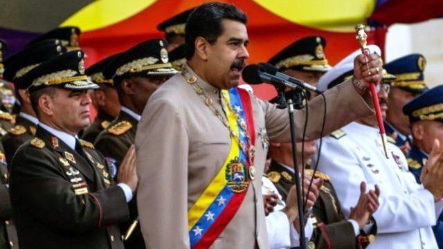 Venezuela está siendo empujada por el Gobierno de Nicolás Maduro hacia una guerra civil, provocada por un régimen que no esconde, sino que exhibe, los pasos que va a dar para instaurar la dictadura