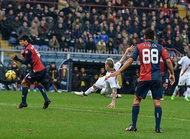 Vedere GENOA-ROMA Streaming Gratis Rojadirecta