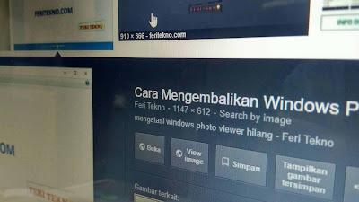tombol view image di google imagesa