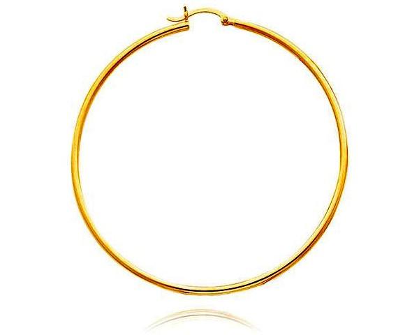 Two Golden Rings: Big Hoop Earrings | Big Hoop Earrings ...