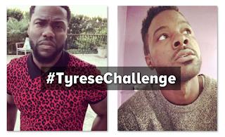 Tyrese Challenge Original Kevin Hart Lance Gross