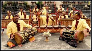 Alat Musik Tradisional Bali Dilengkapi Gambar dan Penjelasannya