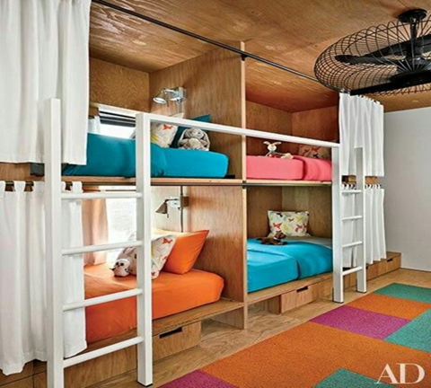 40 Modern Space Saving Bunk Bed Ideas For Your Bedrooms Bahay Ofw