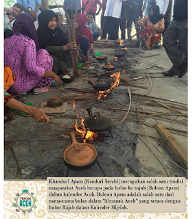 Tradisi Bulan Rajab dalam Perspektif Sejarah Aceh