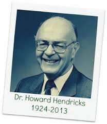 howard hendricks Shop for howard g hendricks and much more everything christian for less.