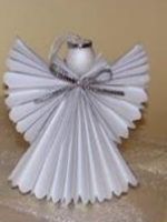 TUTORIAL ANGEL DE PAPEL