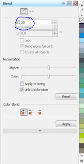 Bagi sebagian orang yang bekerja dengan memadukan warna Penjelasan dan Pembuatan Gradasi Warna