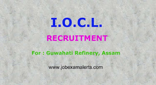 IOCL Requirement of Non-Executive Personnel