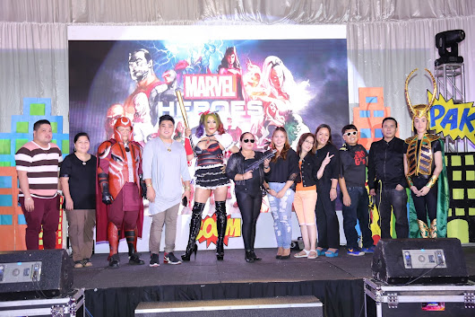 "Summerglee: ""Electronic Dance Music: Meet the Marvel Superheroes""—UC- HRM's Acquaintance Party '16"