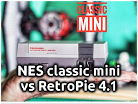 NES Classic Mini vs Raspberry Pi 3 con RetroPie 4.1