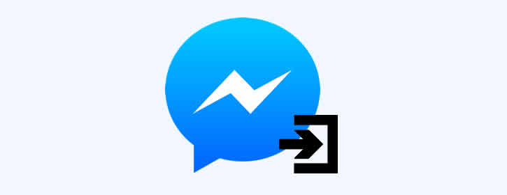 Sair do Facebook Messenger