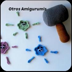 Otros amigurumis