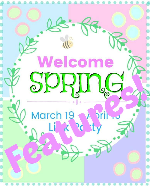 WELCOME SPRING LINK PARTY FEATURES