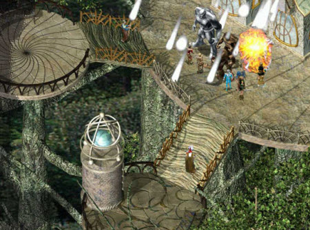 Imagen del juego Baldurs Gate II (2000)