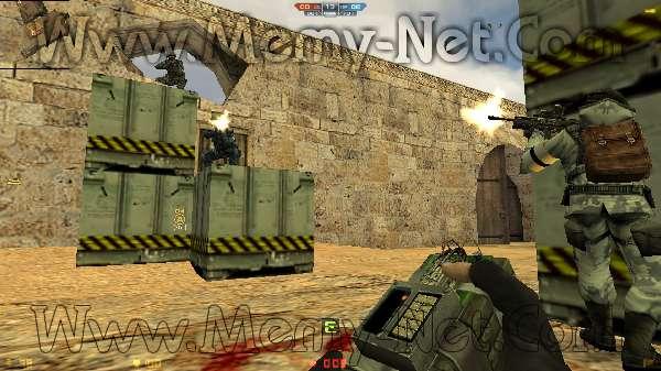 تحميل لعبة كونتر سترايك Counter-Strike download  كامله من ميديا فاير