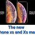 THE NEW IPHONE XS AND XS MAX FEATURES.