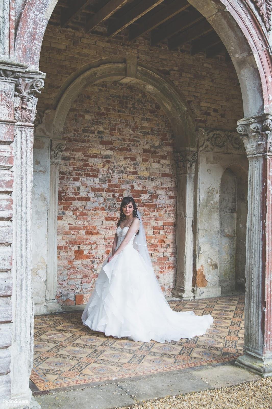 ettington park hotel, wedding dress