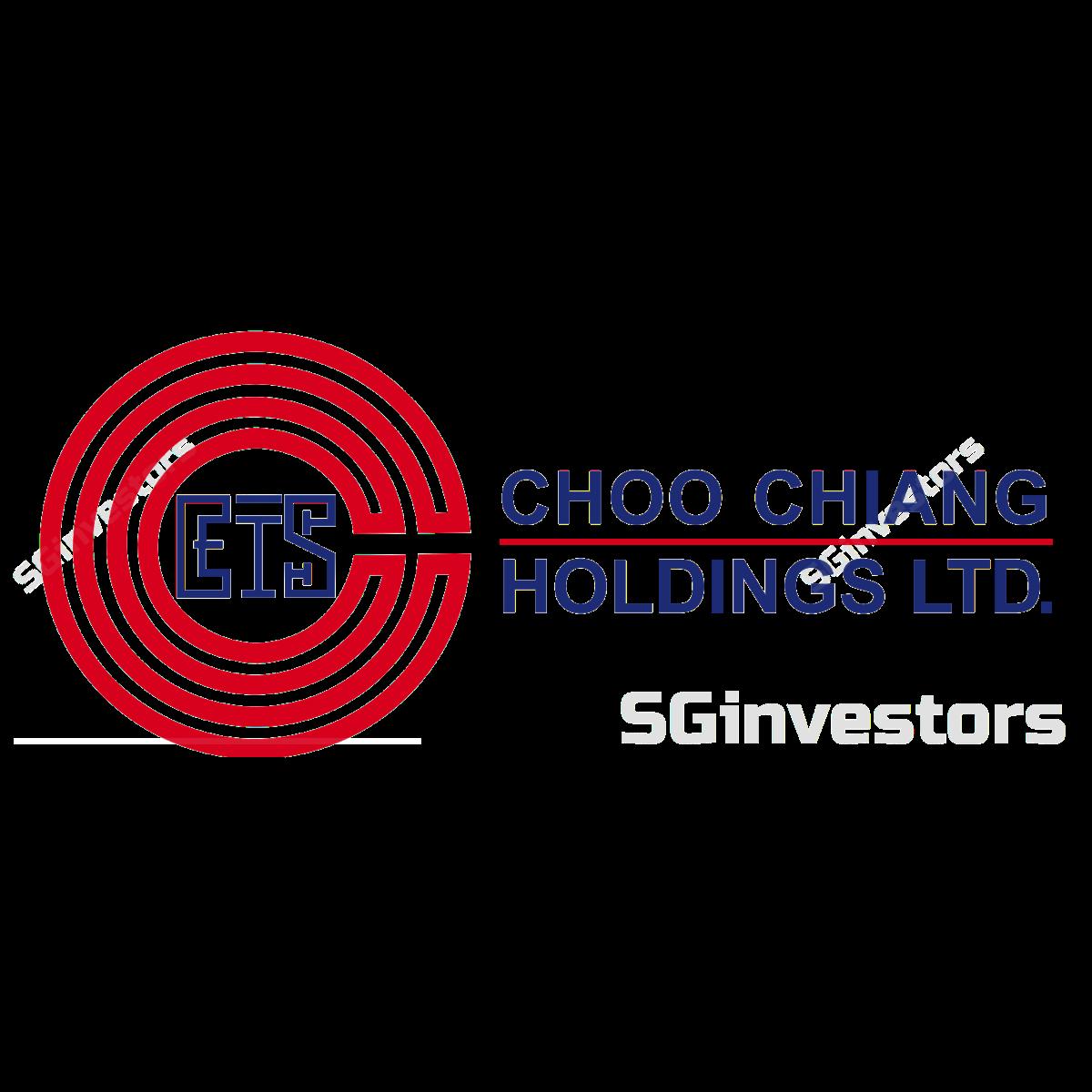 CHOO CHIANG HOLDINGS LTD. (SGX:42E) @ SGinvestors.io