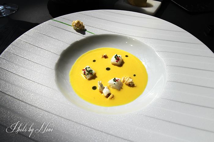 【澳門米其林】天巢法國餐廳。想有驚喜請跟著我吃 by 妮喃小語