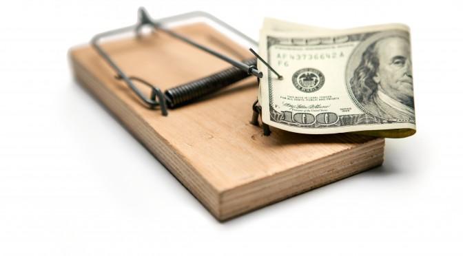 Los fraudes del dinero fácil en internet