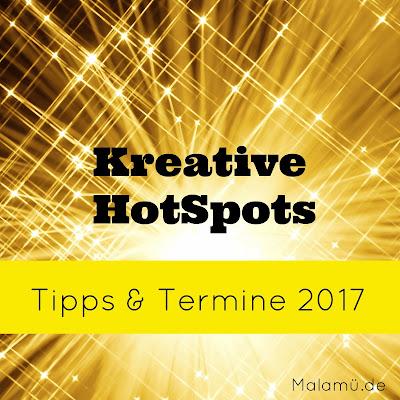 Kreative HotSpots 2017