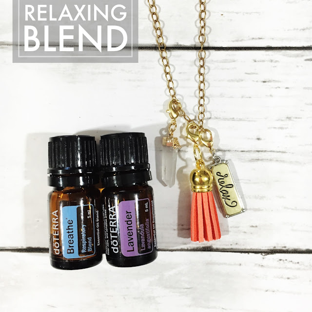 Essential Oil Relaxing Blend