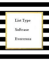 Softcase untuk Handphone Evercoss (Cross)