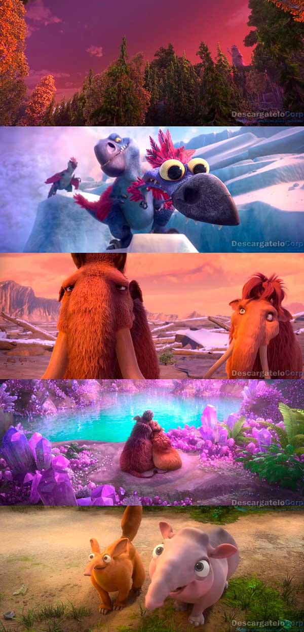 La Era de Hielo Choque de Mundos HD 720p Latino