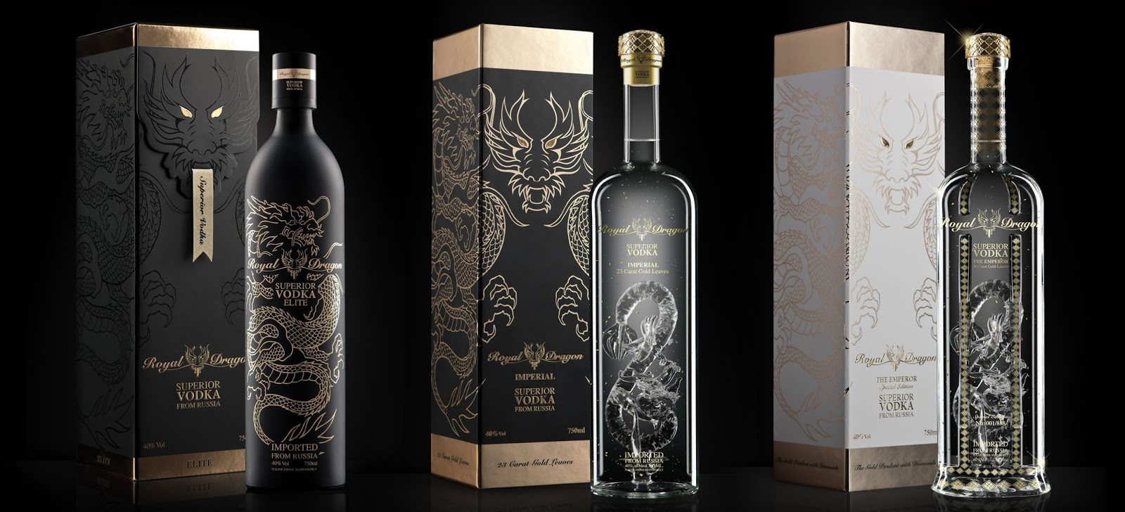 The most expensive vodka in the world 57