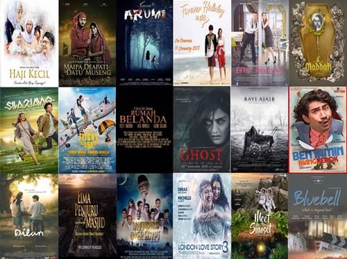 Kehadiran film Indonesia terbaru selalu ditunggu tiap tahunnya Daftar Film Indonesia Terbaru 2018 di Bioskop dan Jadwal Rilisnya