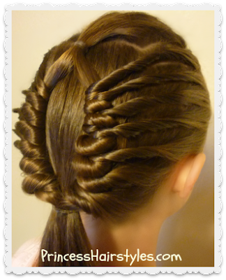 window braid hairstyle
