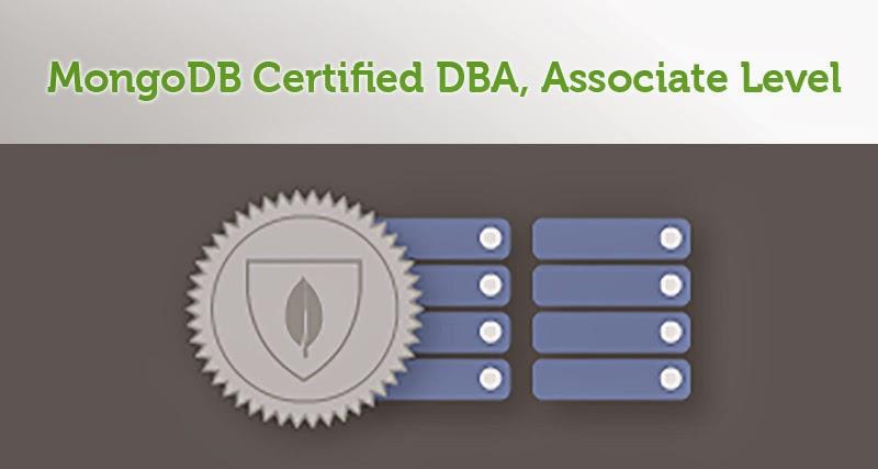 MongoDB Certified DBA