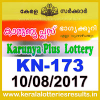keralalotteries, kerala lottery, keralalotteryresult, kerala lottery result, kerala lottery result live, kerala lottery results, kerala lottery today, kerala lottery result today, kerala lottery results today, today kerala lottery result, kerala lottery result 10.8.2017 karunya-plus lottery kn 173, karunya plus lottery, karunya plus lottery today result, karunya plus lottery result yesterday, karunyaplus lottery kn173, karunya plus lottery 10.8.2017