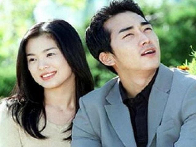 drama korea yang di bintangi song hye kyo