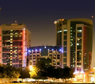 فندق كونكورد الإمارات للشقق الفندقية
