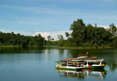 Wisata situ Patenggang