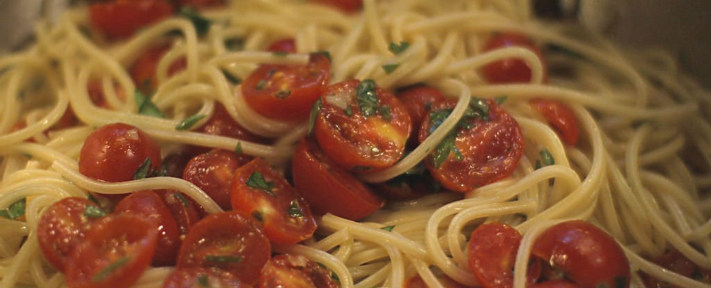 Pasta isn't fattening, and can actually help you lose weight, study finds