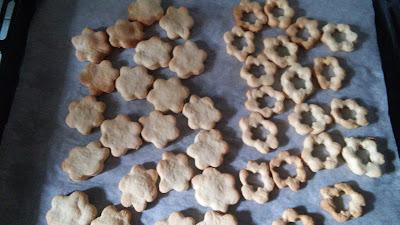 marmelatlı kurabiye yapılışı
