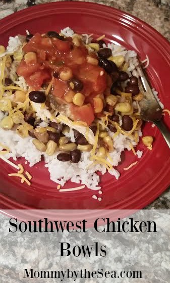 Southwest Chicken Bowl Recipe