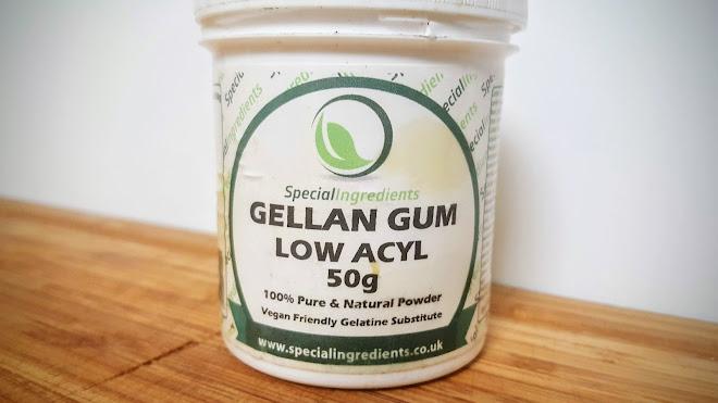 Gelan, gomme de gellane ou Gellan (E418)