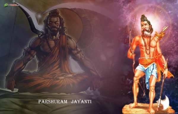 Parashuram Jayanti Image