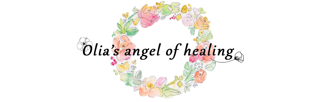 "Olia""s angel of healing"