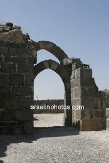 Крепость Бельвуар - Израиль