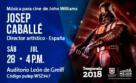 Música para cine de Jhon Williams