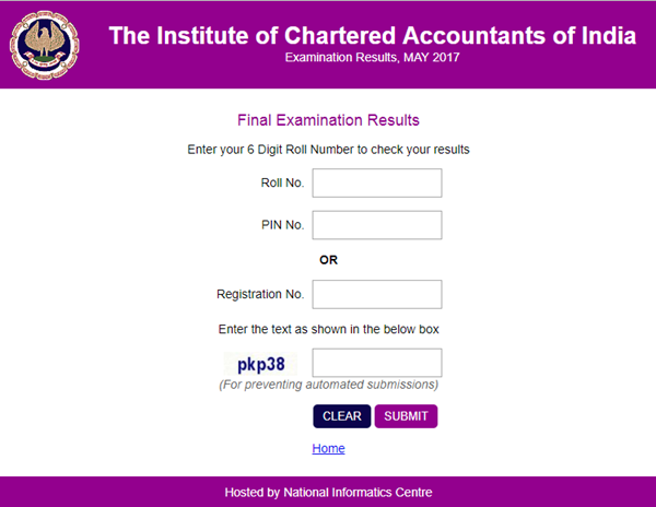 CA Final Results May 2018 Expected Date, Marks | ICAI.NIC.IN