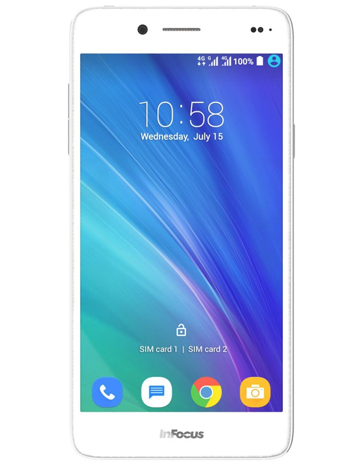InFocus M535 specifications