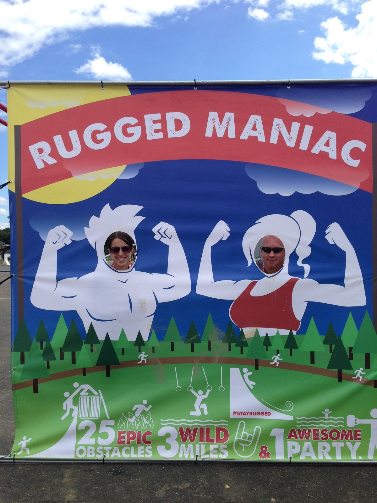 Rugged Maniac Nj 2016