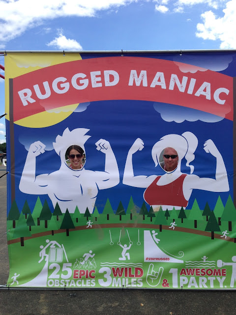 Rugged Maniac NJ 2016